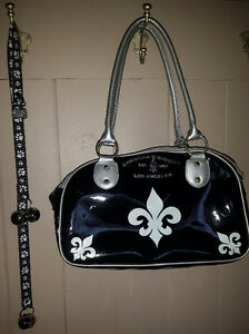 Christian Audigier Dog Carrier / Purse
