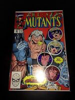 The New Mutants #87 NM+9.6 first app. Cable comic
