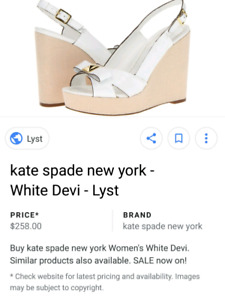 7569f07f9ec Kate Spade | Kijiji - Buy, Sell & Save with Canada's #1 Local ...