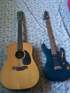 Want to TRADE  Guitar for Tablet!! St. John's Newfoundland image 1