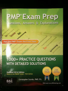 PMP Exam Prep: Questions, Answers, & Explanations