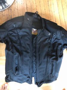 Harley Davidson Ladies Medium riding jacket