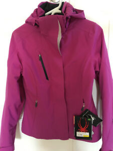 women`s spider ski jacket