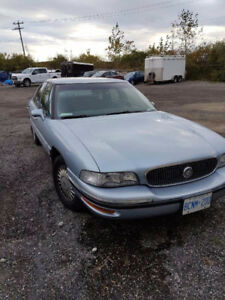 1997 Buick LeSabre black Sedan (part out available as well)