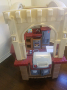 Step 2 Toddler Kitchen Great Christmas Gift! $95 OBO