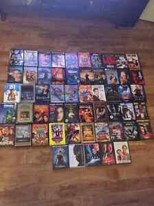 All DVD's $3.00 each unless otherwise noted below