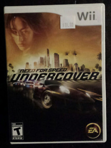 NEED FOR SPEED (Wii)