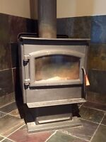 WOOD STOVE FOR SALE‼️