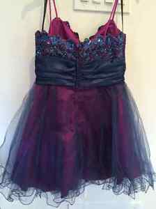 Sequined, Satin, Tulle Evening/Special Occasion Gown - size 5-6 Gatineau Ottawa / Gatineau Area image 2