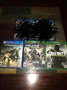 Brand New Sealed PS4 and Xbox One Games