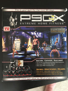 P90X - full 11-DVD set