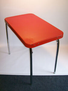 Table Pliante Cosco - Mid-Century - Cosco Folding Table