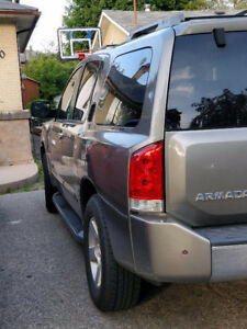 2007 Nissan Armada Se SUV, Crossover NEED IT GONE...
