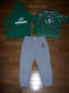 Roughrider Sweater, Jersey & Children's Place Sweats, Size 5/6