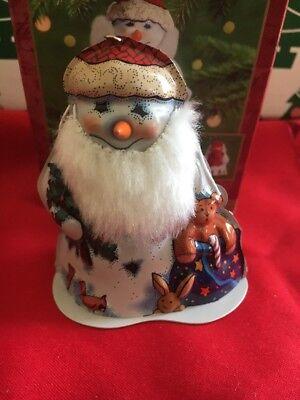 Cooler Charakter Weihnachtsbaum Hallmark Keepsake Ornament Neu in Box