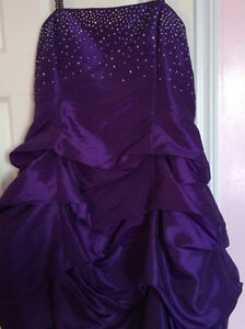 Purple Jolie Dress