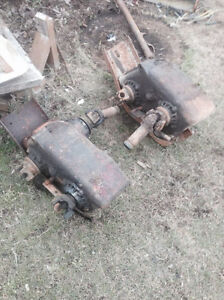 Chevy/Dodge Divorced Transfer Case