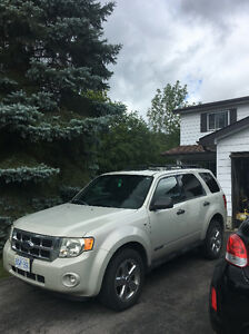 2008 Ford Escape XLT 3.0L 6 cylinder 4x4
