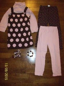 Gymboree 'Sweeter Than Chocolate' 6 Piece Set, Size 4T