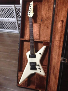 Want to Buy Ibanez DT-250 White X-Series (Star Destroyer)