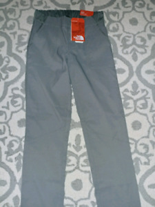 Pantalon NEUF The NORTH FACE Adventuress femme (XS/REG gris)