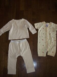 Kushies & Baby's Own Pj's, Boys 12 months