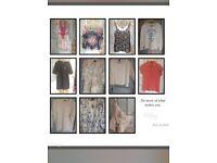 Bundle of ladies clothes size 10-12 next,h&m,Zara,Dorothy perkins