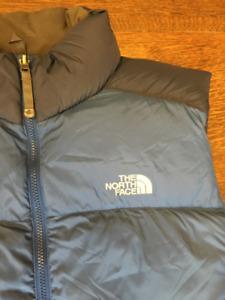 The North Face Down Vest- Retro