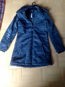 BRAND NEW SPRING JACKET WOMAN OXIGEN GRAY