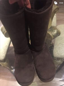 Dark Brown Authentic Ugg's For Sale!!