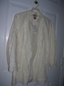 Northern Reflections Cotton Tunic - NWT
