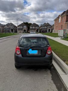 2010 Pontiac G3 SE hatchback / 5 door