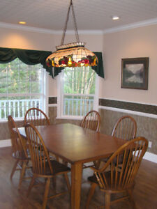 Dining Room Table Suite