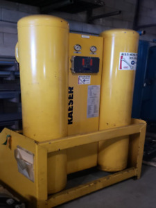 370scfm Kaeser Heatless Desiccant Dryer (240/1/60)