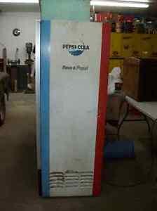 Pepsi-Cola Anitque machine Kingston Kingston Area image 2