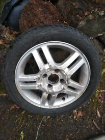 Ford Focus Fiesta alloy wheel