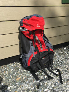 Deuter 55+10 AirContact backpack