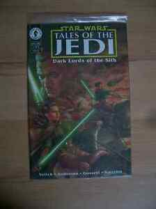 1994 Star Wars: Tales of the Jedi-Dark Lords of the Sith ISSUE 1