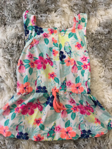 summer top for toddler 18 months