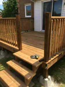 Fence and Decks repair