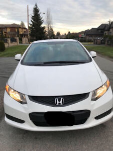 2013 Honda Civic Lx Coupe (2 door)