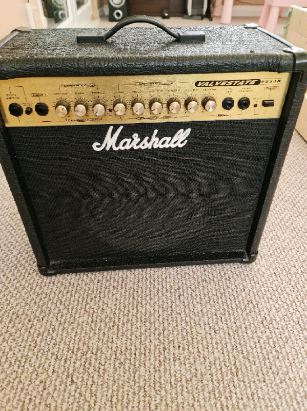 Marshall amp amplifier Valvestate VS 30R spares or repair