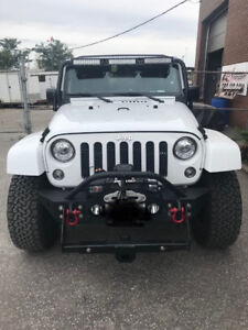 2017 Jeep Wrangler Rubicon SUV, Crossover. Only 25,000KM