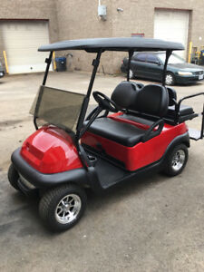 2010 club car precedent electric 4 seater golf cart LIKE NEW