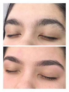 $5 PERFECT  Eyebrows Threading & HENNA Tattoo. (Quality work).