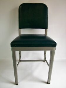 Chaise Royal Metal - Vintage 1964 - Royal Metal Office Chair
