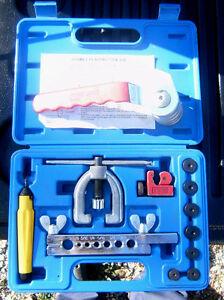 Brake Line Tool Kit and Line Bender