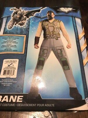 Batman-bane Kostüm (Batman Bane Costume Adult XLarge Fits 44-46 Jacket Size)