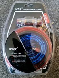 BRAND NEW 8 AWG WIRING KIT