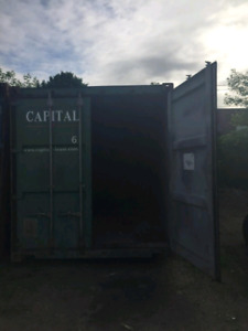 Storage for rent-8x20